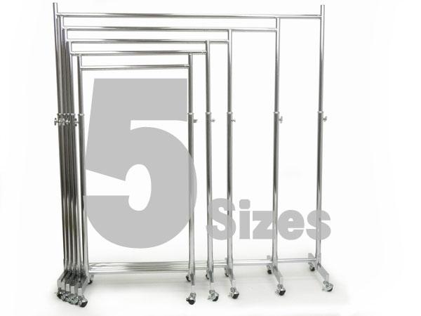 選べる5サイズ
